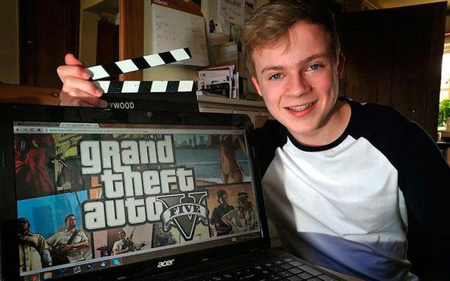 Adolescente de 17 anos ganha R$ 100 mil jogando GTA V